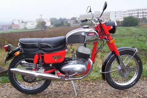 Jawa California 350