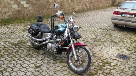 HONDA VT 1100 C Shadow